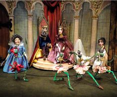 Detroit Puppet Theater and Puppet Center