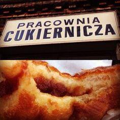 paczki - Pracownia Cukiernicza - Warszawa, Polska. 2,5h czekania - smakuje nadzwyczajnie :)