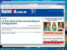 #MiGestión >> La Paz abre el año con bowling
