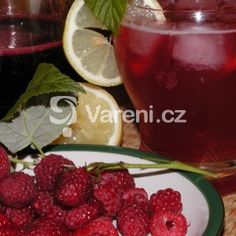 Malinový sirup Moscow Mule Mugs, Preserves, Pickles, Wine Glass, Alcoholic Drinks, Strawberry, Fruit, Tableware, Food