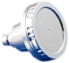 Aroma Sense Luxury Fixed Showerhead HF 501 with Vitamic C and Negative Ions - Showerhead Review  #showerhead #cheap #review #buy