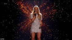 Louisa Johnson on X Factor 2015 first week live finals