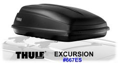 Thule #667ES Excursion Roof Top Cargo Carriers - Thule Cartop ...