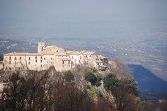 Castelvetere from Montemarano