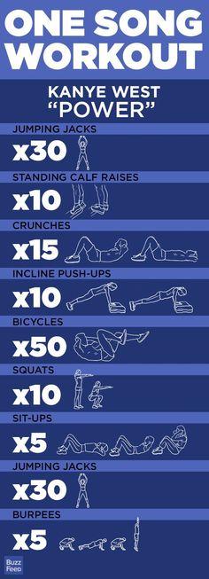 Music workout #5