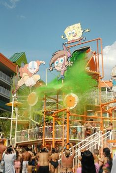 1000 Images About Nickelodeon Suites Resort Florida On