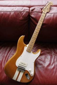 Fender Stratocaster with a P90