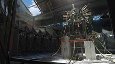 Will Joyce Machine - Quantum Break - Xbox One & PC #QuantumBreak #XboxOne #Shooter #Games #Videogames