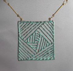Afrique necklace by MSchwade on Etsy, $150.00