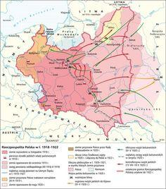 Rzeczpospolita Polska w l. 1918-1922