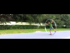 Watch a Guy Go From Terrible To God-Like With a Cyr Wheel In One Month - Dorkly Post