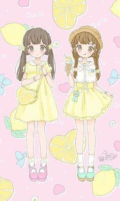 manamoko lemon wallpaper