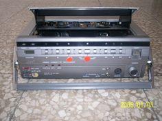 VIDEO CASSETTE RECORDER VHS JVC MODELL HR-2200EG USATO