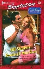 Roughing It With Ryan (Harlequin Temptation), Shalvis, Jill, Good Book