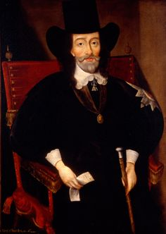 Portrait of King Charles I at his trial (1600 - 1649) c.1650