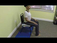 Lifespan Yoga: Chair Yoga