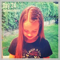 Girly Do Hairstyles: By Jenn: Week 5 {#girlydos100daysofhair}