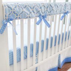 Carousel Crib Rail Cover