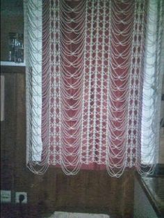 charming curtain, free crochet patterns - crafts ideas - crafts for kids