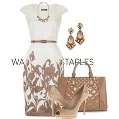 """""""Simple and Pretty"""" by coromitas on Polyvore"""