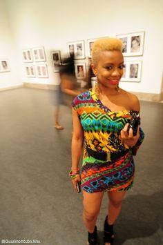 Natural Hair Fade | Black Women Natural Hairstyles