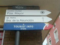 Tourist Info Ayora en Ayora, Comunidad Valenciana