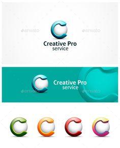 C Letter Logo — Vector EPS #modern #visual • Available here → https://graphicriver.net/item/c-letter-logo/10427715?ref=pxcr