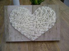steigerhout met hart