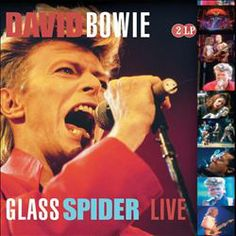 ▶ David Bowie - China Girl | Glass Spider Live by David Bowie - Torch Music