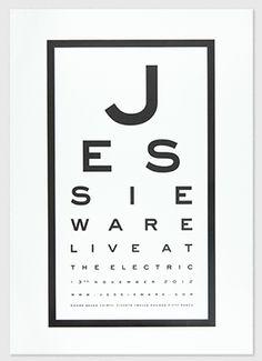 Jessie Ware Tour Poster - STUDIO MOROSS