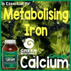Green Calcium Roslyn Uttleymoore
