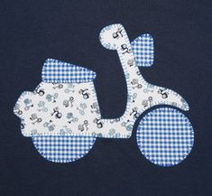 Baby Boy Quilt Patterns, Applique Patterns, Applique Designs, Sewing Patterns, Fabric Crafts, Sewing Crafts, Sewing Projects, Flamingo Craft, Boy Quilts