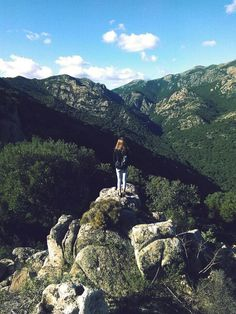 Sardegna, Monti Mannu  ~Nature~