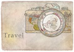 Appareil photo. (Travel by taszyn) (http://www.redbubble.com/people/taszyn/works/10325079-travel)