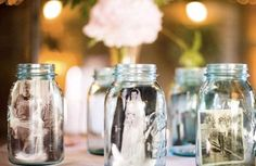 Cute idea for Center Piece or table decorations.