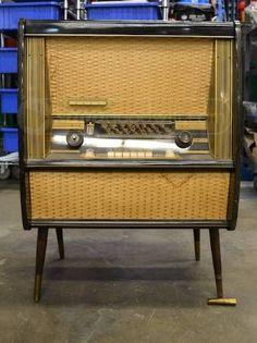 VTG Kaiser Telefunken Radio Turntable TW 561