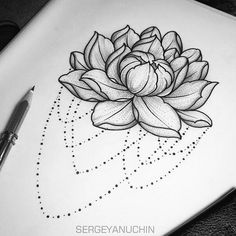 Minus the chain thingy, love the lotus :)