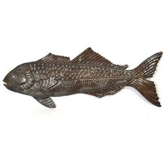 Haitian Fish, $44.