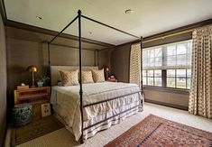 Bedroom Ideas and Inspiration Bedroom Office, Living Room Bedroom, Alexa Hampton, Entry Hall, Shop Lighting, The Hamptons, Interior Decorating, Table Lamp, Cozy
