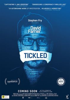 Tickled poster Sundance 2016