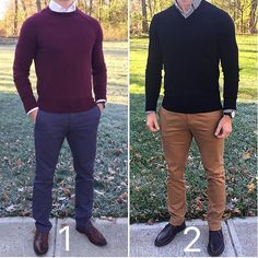 Sunday best from @chrismehan 1 or 2?