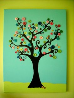 Custom button tree.
