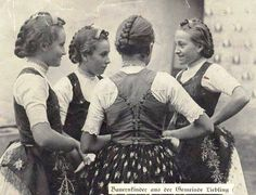 "Tracht . . . ""Traditional Danube Swabian Costume"""