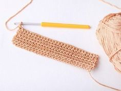 Faire un sac filet au crochet - Blog My Chic Mercerie Crochet Diy, Filet Crochet, Crochet Stitches, Bag Pattern Free, Crochet Basket Pattern, Bag Patterns To Sew, Crochet Patterns, Diy Net Bags, Knitting Paterns