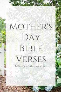 Bible verses about mothers and motherhood for mothers, fathers, & their children. Bible Quotes About Mothers, Bible Verses About Mothers, Happy Mother Day Quotes, Mother Day Wishes, Biblical Verses, Mother Quotes, Scripture Verses, Mom Quotes, Bible Bible