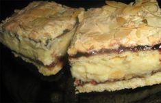"""Tort """"Pani Walewska"""" - un deliciu adorat de lumea întreagă! Hungarian Cake, Baking Cupcakes, No Bake Cake, Baked Goods, Caramel, Sweet Tooth, Bakery, Pork, Sweets"""