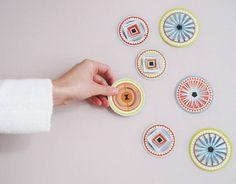 paper- circles by juriannematter.nl; Design: Jurianne Matter