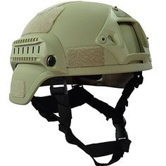 OneTigris MICH 2000 Style ACH Tactical Helmet with NVG Mount and Side Rail (Sandy) OneTigris http://www.amazon.com/dp/B01299SW1S/ref=cm_sw_r_pi_dp_wk.6wb1RNPE6R