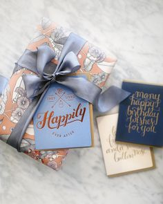 Our gold foil letterpress greeting cards and our famous double sided gift wrap. From Bespoke Letterpress Birthday Gift Wrapping, Birthday Cards, Birthday Gifts, Stationery Paper, Stationery Design, Love Cards, Thank You Cards, Gift Cards, Greeting Cards