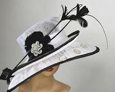 Sinamay Oval Wedding Tea Hat Bridal Hat Kentucky Derby Hat Party Summer Hat Women Hat